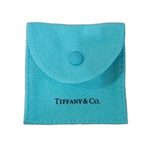 Tiffany & Co Jewelry Pouch Snap Pouches